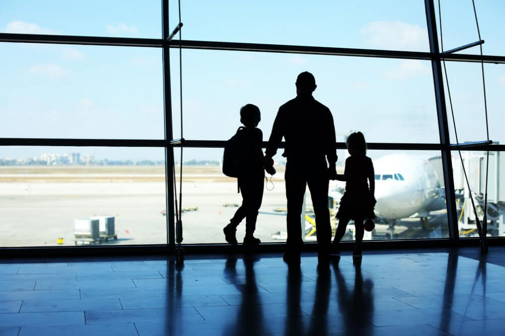 Travel with children
