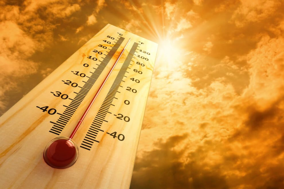 heat rising in Trinidad and Tobago