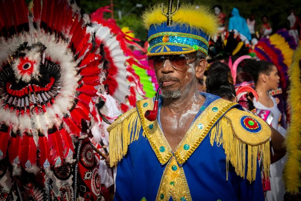 caribbean-trinidad carnival